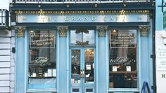 The Grand Café, Oxford. Jan/2014 por Yamana Diniz.