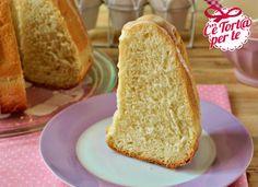 Ecco una #colazione sana e genuina: ciambella di panbrioche al limone.  Clicca e scopri la #ricetta...