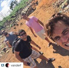 #Repost @vanderf with @repostapp.  Não tá tranquilo e nem...