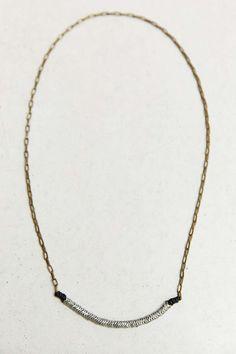 Interlock Chain Necklace