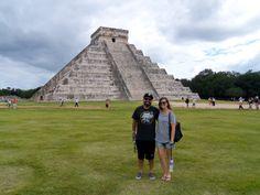 Chichen Itza, Mexico #travel #mexico #chichenitza #flightattendantlife