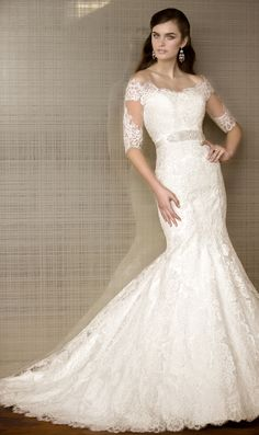 1000 images about modest wedding dresses on pinterest for Cheap wedding dresses chicago