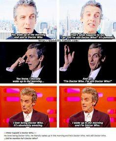 """""""He's Doctor Who!"""""""