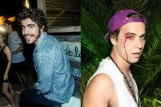 Caio Castro agride fotógrafo durante festa em Trancoso