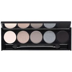 Witchery Eye Palette ($14) ❤ liked on Polyvore featuring beauty products, makeup, eye makeup, eyeshadow, beauty, fillers, brushed steel and palette eyeshadow