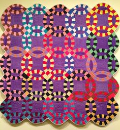 INSPIRED BY ANTIQUE QUILTS - Wow