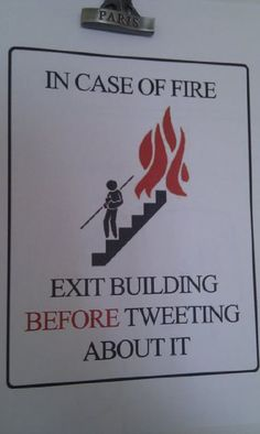 Fire Exit for the new generation