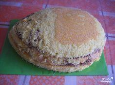 "Cake ""Kinder Surprise"" - krok za krokom recept na Povar.ru"