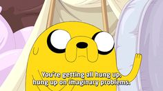 """Focus on the things that actually matter. 