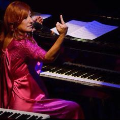 Tori Amos. Philly, December 1, 2011. Photo by Cathleen Poulson