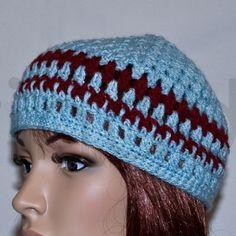 Häkelmütze, crochet cap