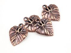 Items similar to Copper Leaves TierraCast Violet Leaf Drop Antique Copper Charms Autumn Beads Fall Beads Autumn Leaf Drop Tierra Cast Pewter on Etsy Drop, Jewelry Polishing Cloth, Beading Supplies, Antique Copper, Violet, Absolutely Gorgeous, Sterling Silver, Beads, Antiques