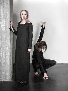 UNISEX FASHION BY LAURIJARVINENSTUDIO Eco Friendly Fashion, Unisex Fashion, Black Fabric, That Look, Unique, Collection, Style, Swag, Outfits