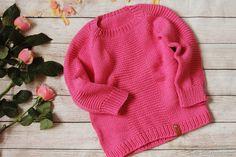 Вяжем спицами бесшовный свитер с круглой горловиной: публикации и мастер-классы – Ярмарка Мастеров