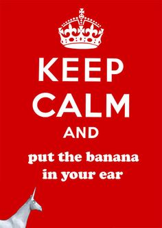 Charlie the Unicorn!!!! PUT A BANANA IN YOUR EAR! YOU WILL NEVER BE HAPPY IF YOU LIFE YOUR LIFE IN FEAR!