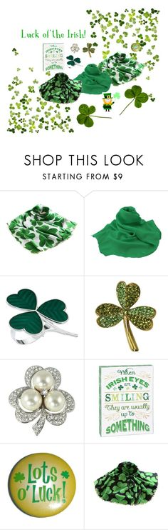 Luck of the Irish by eternal-collection on Polyvore featuring Midwest of Cannon Falls