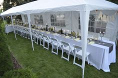 Garden wedding table setting Wedding Table Settings, Sister Wedding, Garden Wedding, Fairytale, Table Decorations, Summer, Inspiration, Home Decor, Homemade Home Decor