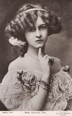 Miss Gabrielle Ray 1741