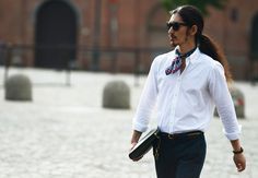 Tommy Ton's Street Style: Pitti Uomo: Style: GQ. PUTTING IT TOGETHER....