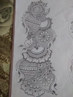Super Ideas For Tattoo Thigh Lotus Cute Henna Designs, Basic Mehndi Designs, Arabic Henna Designs, Indian Mehndi Designs, Mehndi Designs 2018, Mehndi Designs For Beginners, Mehndi Design Pictures, Wedding Mehndi Designs, Arabic Mehndi