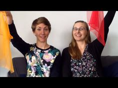 Wave Your Scarf Up and Down: Storytime Song - YouTube