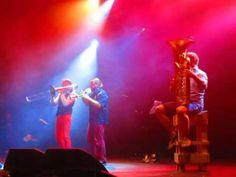 2 Musikprob Pfullendorf Seepark, Widder, Gansch & Paul BauFachForum Baul...