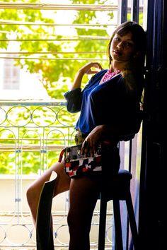 Moda sustentável com Alessandra Regina.