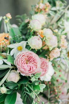 Nothing says romance like flowers