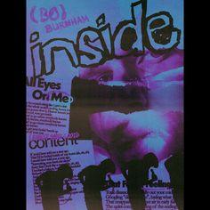 "morgan on Instagram: ""i'm sorry i was gone… but look i made u some content 🤠 . . #boburnham #inside #netflix #design #graphicdesign #posterdesign #poster…"" Bo Burnham, How To Know, Netflix, Mango, Graphic Design, Content, Room, Poster, Instagram"