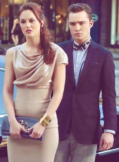 Chuck and Blair! #neverforget