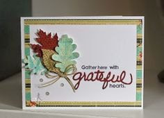 A Thankful Heart Stamp Set