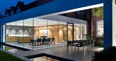 Wimbledon Architects - Gregory Phillips Architect #architects #londonarchitects