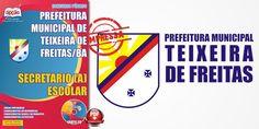 Promoção -  Apostila Secretária (o) Teixeira de Freitas BA  #concursos