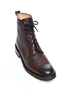 Frye James Lug Wingtip Boot #belk #gifts #shoes