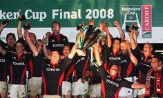 2009 - Munster, Heineken Cup Champions. Toulouse 13 - Munster 16. Millenium Stadium Cardiff