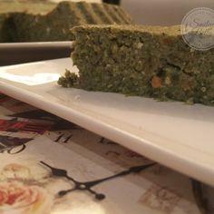 Budín de Verduras y Ricota - Sin Gluten - Celíacos
