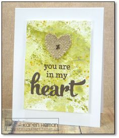 In My Heart | by karen @ carefree creations