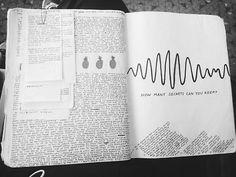 Verloren in Gedanken