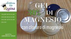 Gel 30% di magnesio, con cloruro di magnesio - YouTube