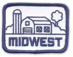 Embroirdered Patch Set - Hooligans, Midwest and Screenprinting Girl Scout Sash, Vintage Patches, Patch Design, Badge Design, Article Design, Screenprinting, Pin Badges, Girls Be Like, Identity Design