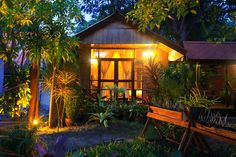 Villa Deluxe Bungalow - Bundhaya Resort - Koh Lipe, Satun, Thailand : Official hotel website