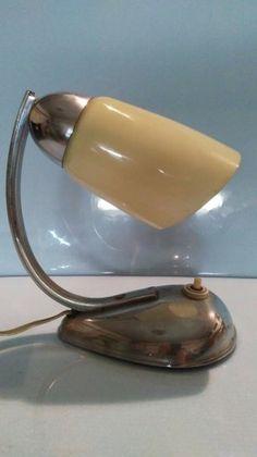 Starožitná stolná lampa. - 1