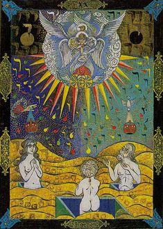 Kazanlar Tarot - Judgement