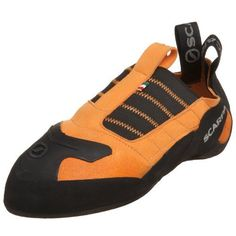 Scarpa Unisex Instinct S Climbing Series Shoe Scarpa. $134.95. 100% Lorica for incredible comfort and long-term durability. Vibram sole. Lorica. Vibram XS Grip 2 makes these shoes the stick like glue. Rubber toe patch provides toe-scumming and hooking power
