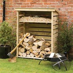 Shed DIY   I Like The Separate Spot For Kindling Now You Can Build ANY Shed  In A Weekend Even If Youu0027ve Zero Woodworking Experience!   Shed DIY    Pinterest