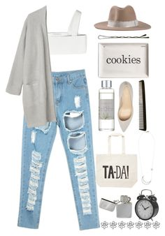 """secretly"" by michelledhrm ❤ liked on Polyvore"