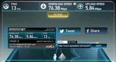 i-skyd: ネットの速度を測るなら、アイアンマンも使ってるspeedtest.netが良いんじゃないかい?