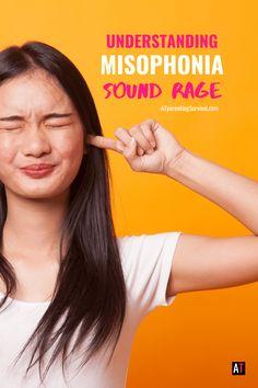 Helping Kids Understand Misophonia | Sound Rage Kids And Parenting, Parenting Hacks, Misophonia, Health Blogs, Coping Skills, Working Moms, Special Needs, Best Mom