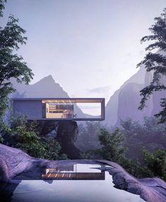 "Gefällt 12.4 Tsd. Mal, 57 Kommentare - ARCHITECTURE HUNTER (@architecture_hunter) auf Instagram: ""#architecture_hunter Stavenger House By Alex Nerovnya @alex_nerovnya Make sure to follow…"""