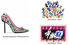 Printemps-été 2013 : du grand art...! | Tendance Talons